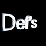 Профиль Defs