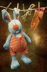 Профиль синий кроликъ