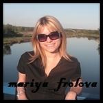 Профиль maria_frolova