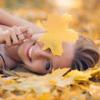 Профиль Женщина_Осень
