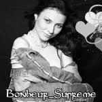 Профиль Bonheur_Supreme
